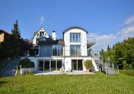 Real estate in Austria - Vienna - Exclusive villa with a dreamlike view over Sievering For Sale - 19th District (Doebling) -