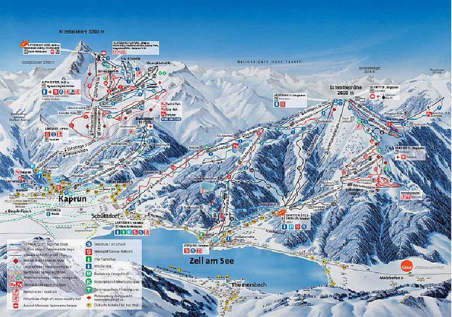 Отель-проект на горнолыжном курорте Целль-ам-Зее на продажу, Целль-ам-Зее