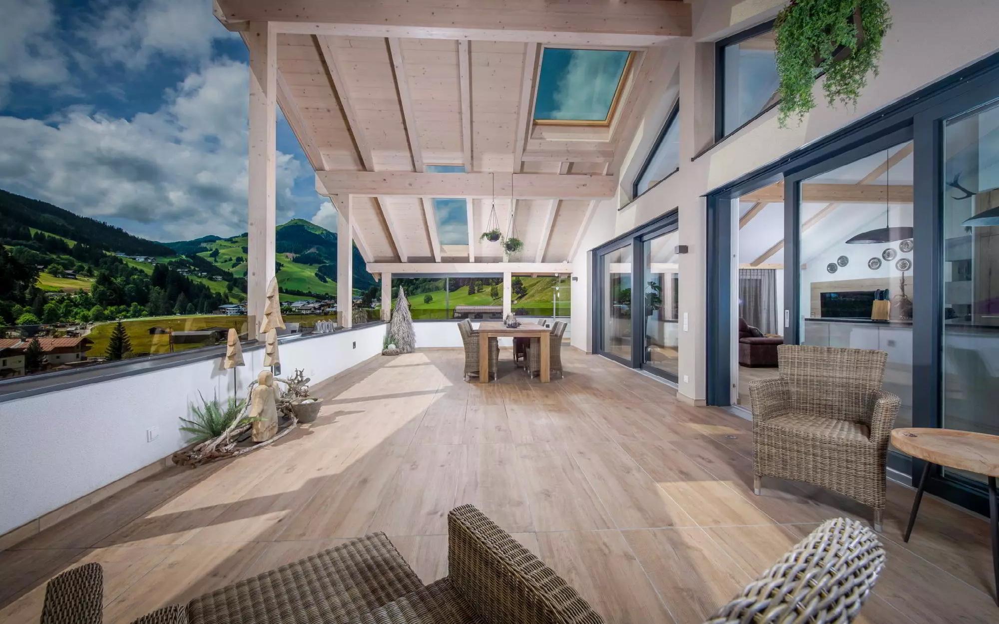 Dreamlike penthouse in Saalbach-Hinterglemm for Sale - Austria - Salzburgland