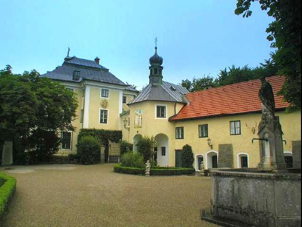 Real Estate in Austria - Baroque Castle near Salzburg