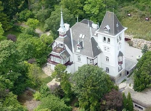 Historical villa in Baden, Baden near Vienna - for sell