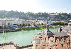 Real estate in Austria - Salzburgland - Exclusive Apartment in the old town of Salzburg For Sale - Salzburg -
