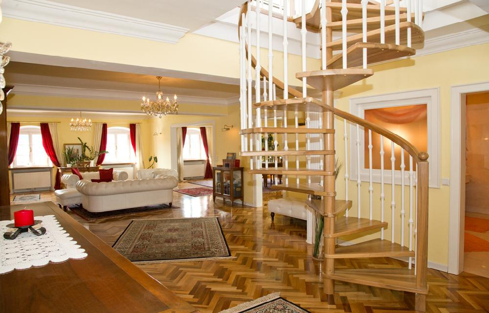 Exclusive Apartment in the old town of Salzburg