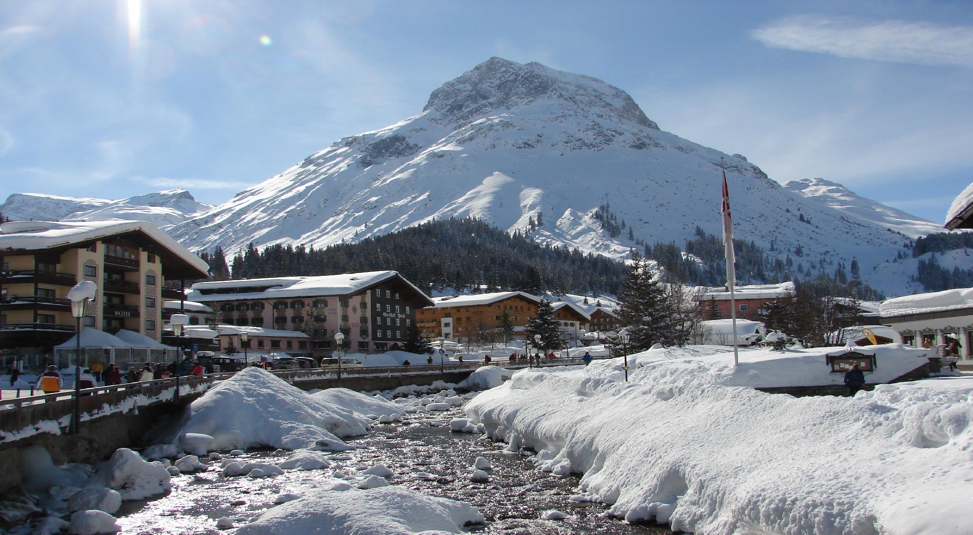 Immobilien - Pension in Lech am Arlberg, Lech am Arlberg