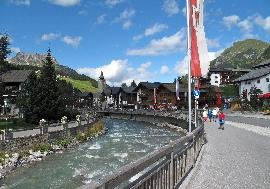 Commercial Real Estate in Austria - Guesthouse in Lech am Arlberg For Sale in Lech am Arlberg