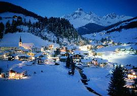 Hotel in Austria in ski region, Mayrhofen - Zillertal - for sell