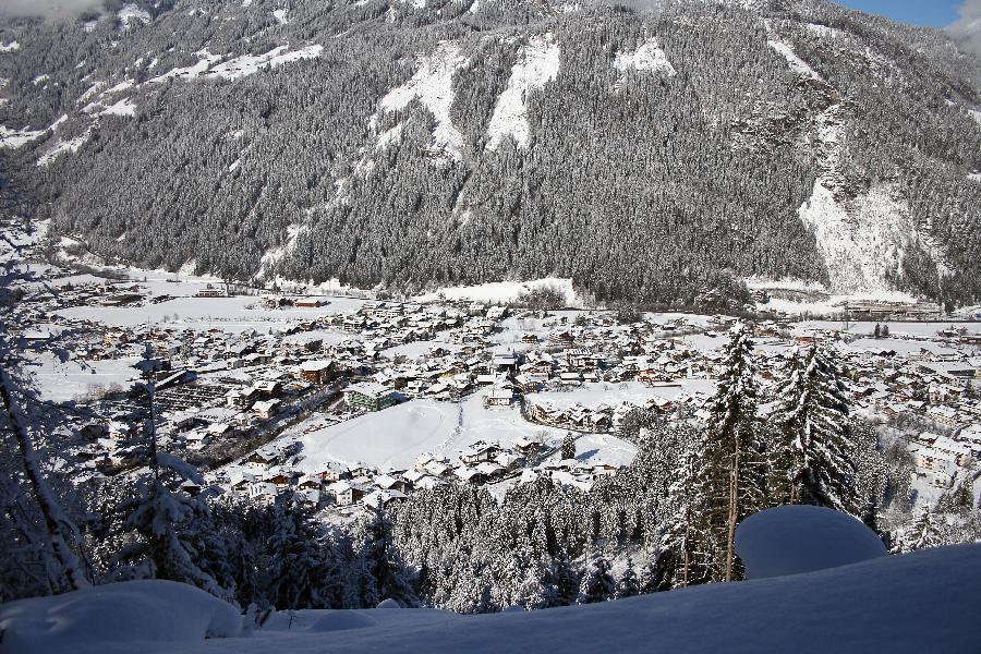 Immobilien - Hotel in Österreich im Skigebiet, Mayrhofen - Zillertal
