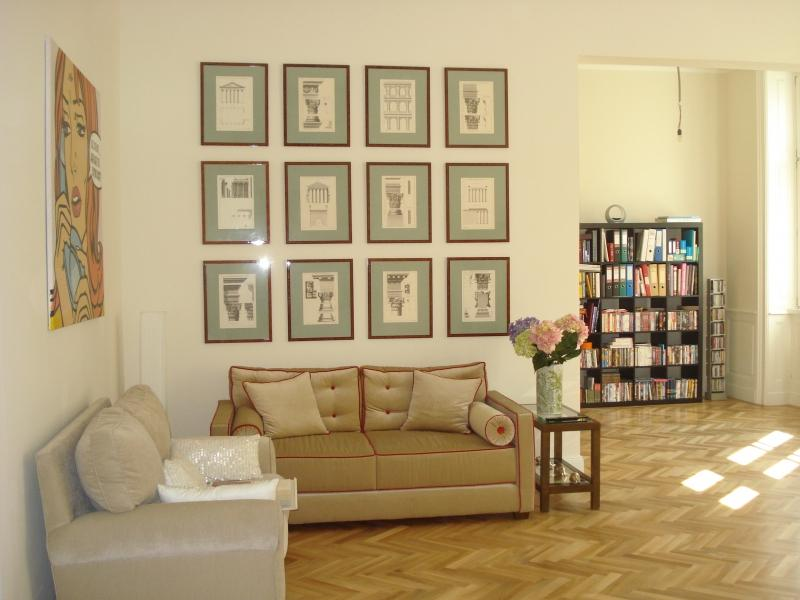 Fastigheter i Österrike - Elegant and luxurious apartment in Vienna