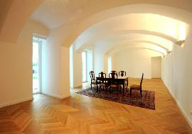 Real estate in Austria - Vienna - Luxury garden apartment near embassy area For Sale - 4th District (Wieden) -