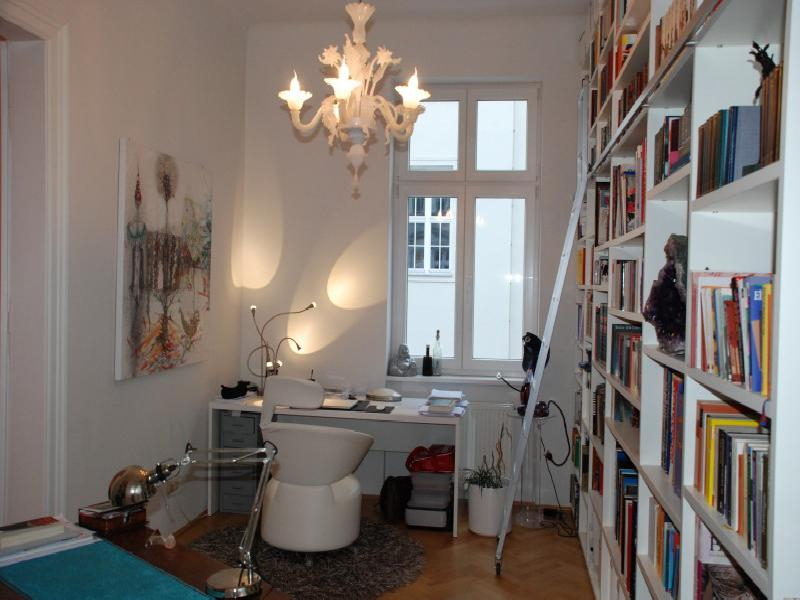 Charming old building apartment in Vienna