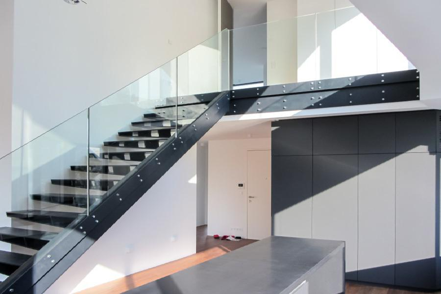 Exclsuive designer penthouse in Sievering for Sale