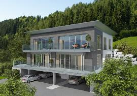 Real estate in Austria - New panoramic Penthouse in Piesendorf For Sale - Piesendorf - Salzburgland