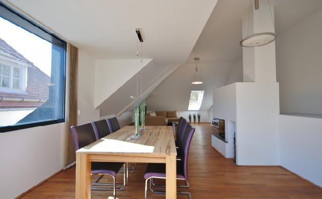 Immobilien - Moderne exklusive Maisonette in Wien, 19th District (Doebling)