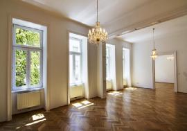 Real estate in Austria - Vienna - Unique apartment in exclusive location near Türkenschanzpark For Sale - 19th District (Doebling) -