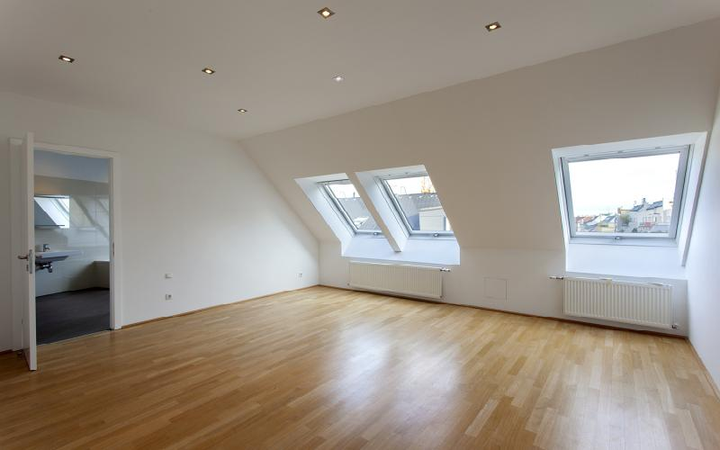 Exclusive penthouse in Vienna near Stadtpark