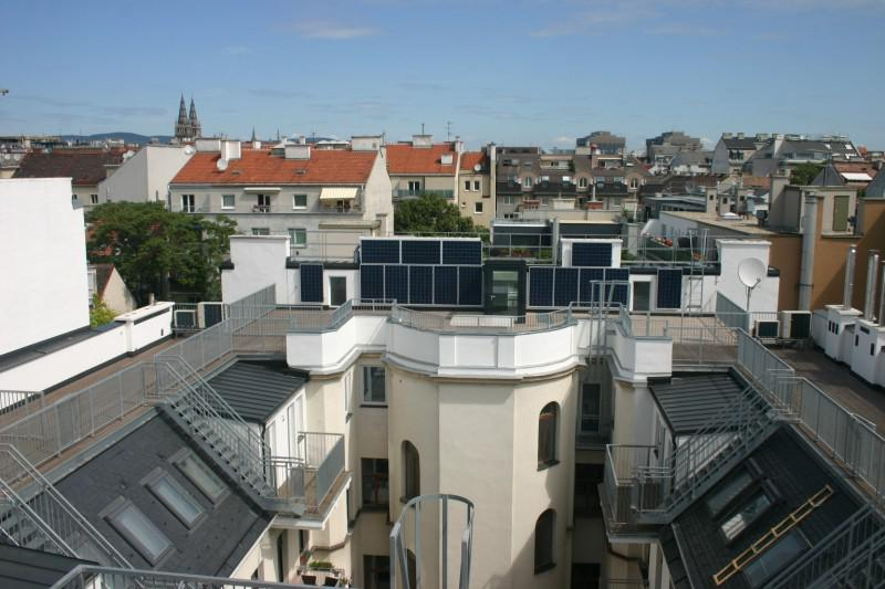 Immobilien - Exklusives Penthouse in Josefstadt, 8th District (Josefstadt)