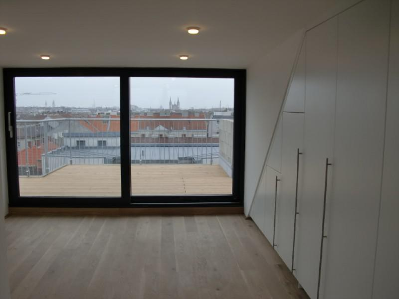 Exclusive first-time-use apartment in Vienna