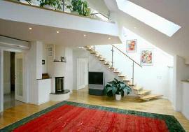 Элегантная квартира возле зеленого парка, 9-й район (Alsergrund) -