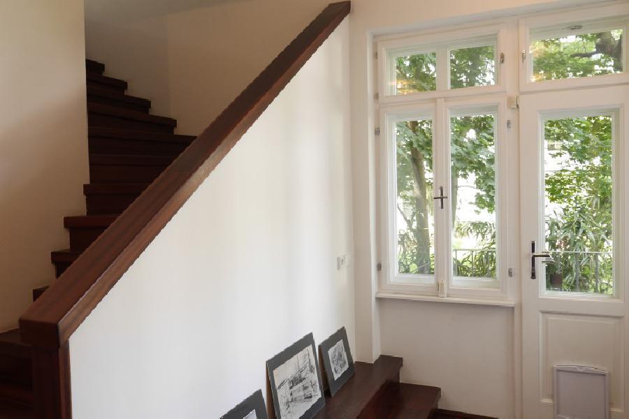 exklusive maisonette wohnung mit garten zum verkauf ap ea 88849 immobilien in sterreich. Black Bedroom Furniture Sets. Home Design Ideas