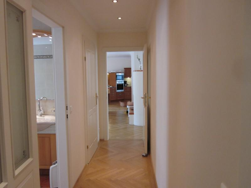 Furnished roof top apartment in Vienna for Rent