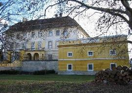 Real estate in Austria - Lower Austria - Historic Castle in Austria SOLD - Seibersdorf -