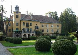 Real estate in Austria - Castle in Austria For Sale - Muerzzuschlag - Styria