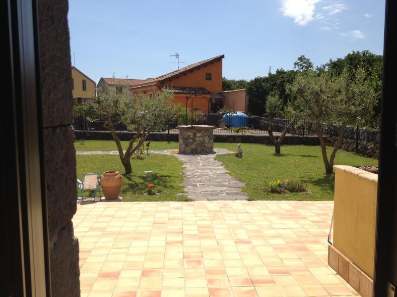 Exclusive Villa in Fiumefreddo for Sale