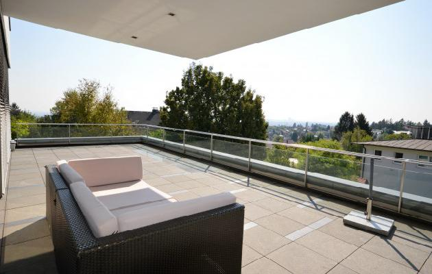 Modern architect-designed villa in Vienna for Sale - Austria - Vienna