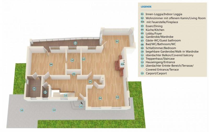 Click to enlarge Floor Plan 6