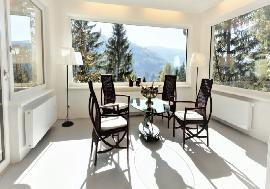Real estate in Austria - Lower Austria - Charming villa with an amazing view over Vienna For Sale - Semmering -