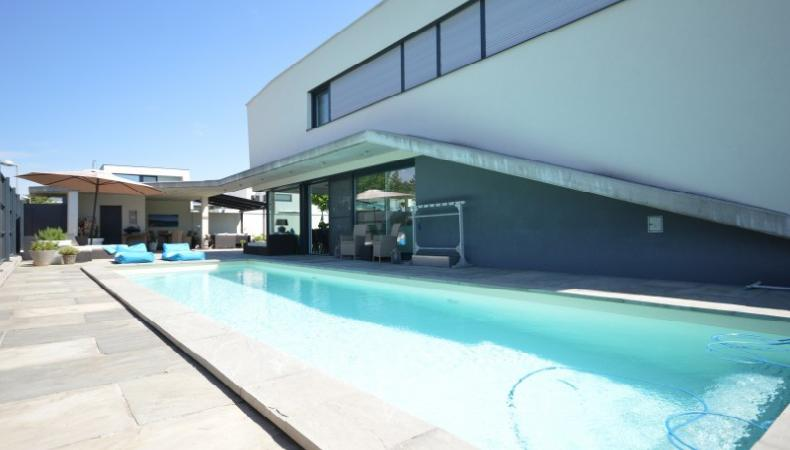 Architect Villa with Super Pool & Deluxe facilities for Sale - Burgenland - Austria