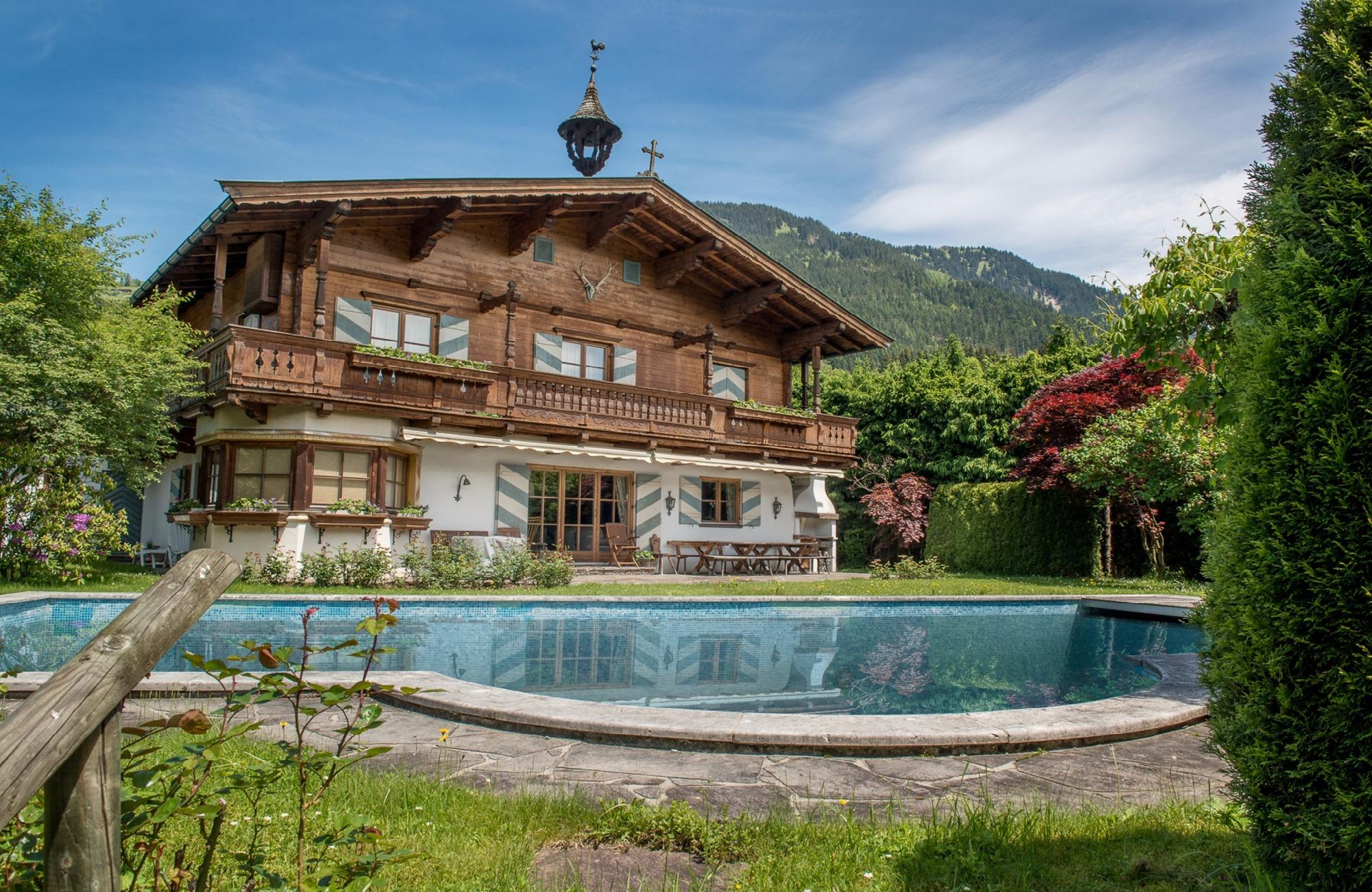 Country house in Kitzbühel with secondary residence for Sale - Austria - Tirol