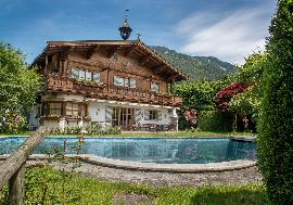 Real estate in Austria - Country house with secondary residence For Sale - Kitzbuehel - Tirol
