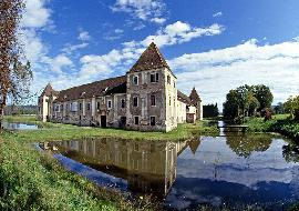 Real Estate in Austria - Water castle in Styria close to Feldbach