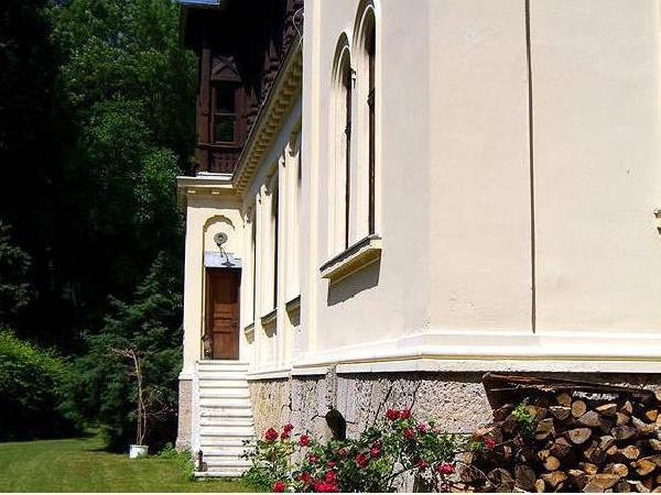Theophil Hansen Villa in Lower Austria