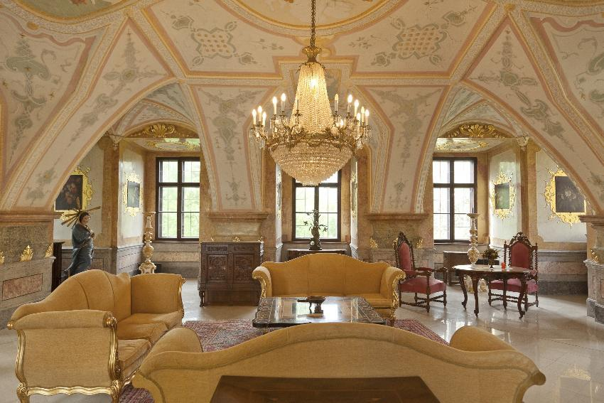 A historic castle in Austria full venerable glory - Sold - Austria - Lower Austria