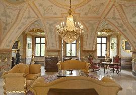 Real estate in Austria - Lower Austria - A historic castle in Austria full venerable glory SOLD - Waldviertel -