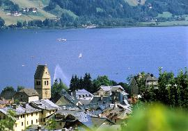 Real estate in Austria - Salzburgland - Magnificent De-Lux Hotel in Austria For Sale - Zell am See -