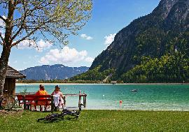 Hotel in Austria on Lake Achen, Achensee - Austria - Tirol