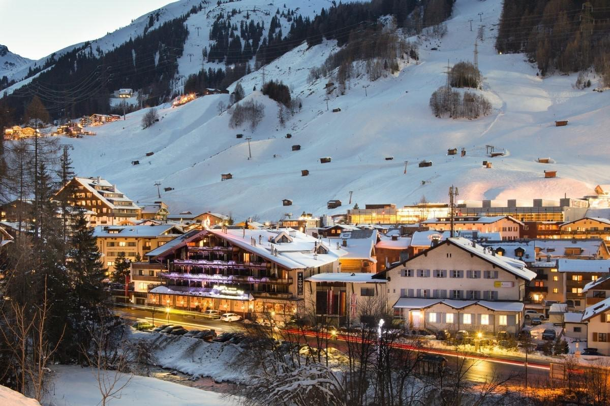 Traditional Alpine Hotel in Austria For Sale - St. Anton am Arlberg