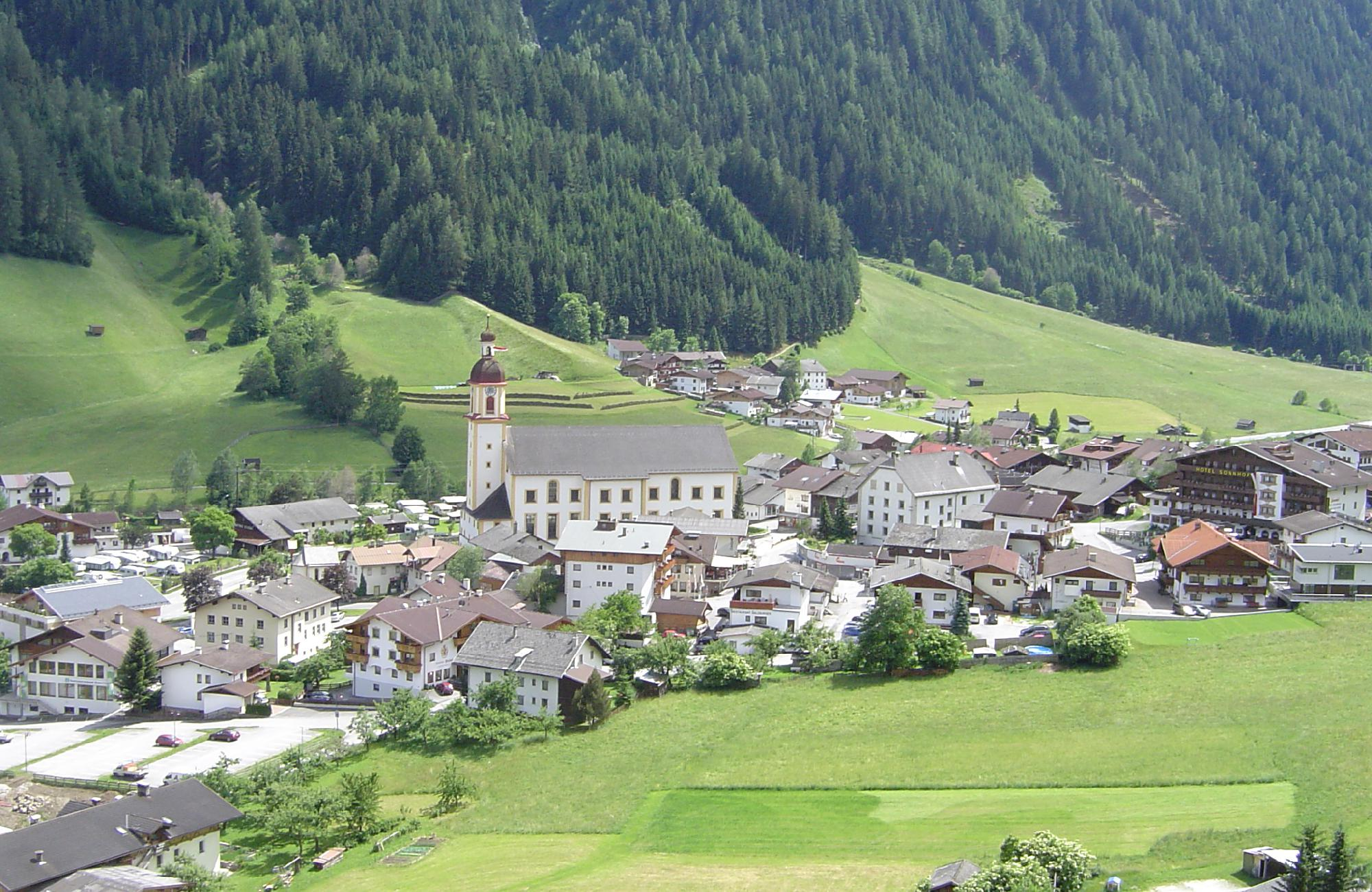 Hotel in Neustift in Stubaital