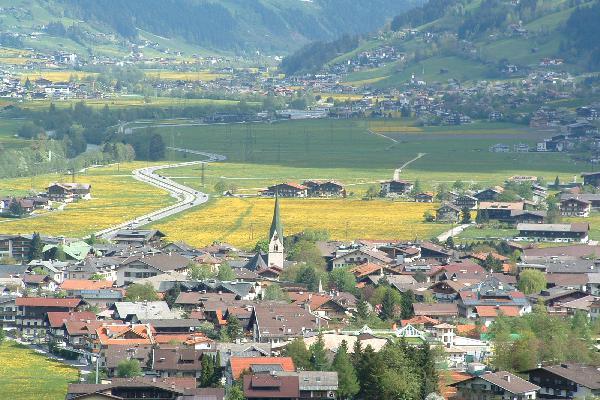 Hotel in Zillertal Valley