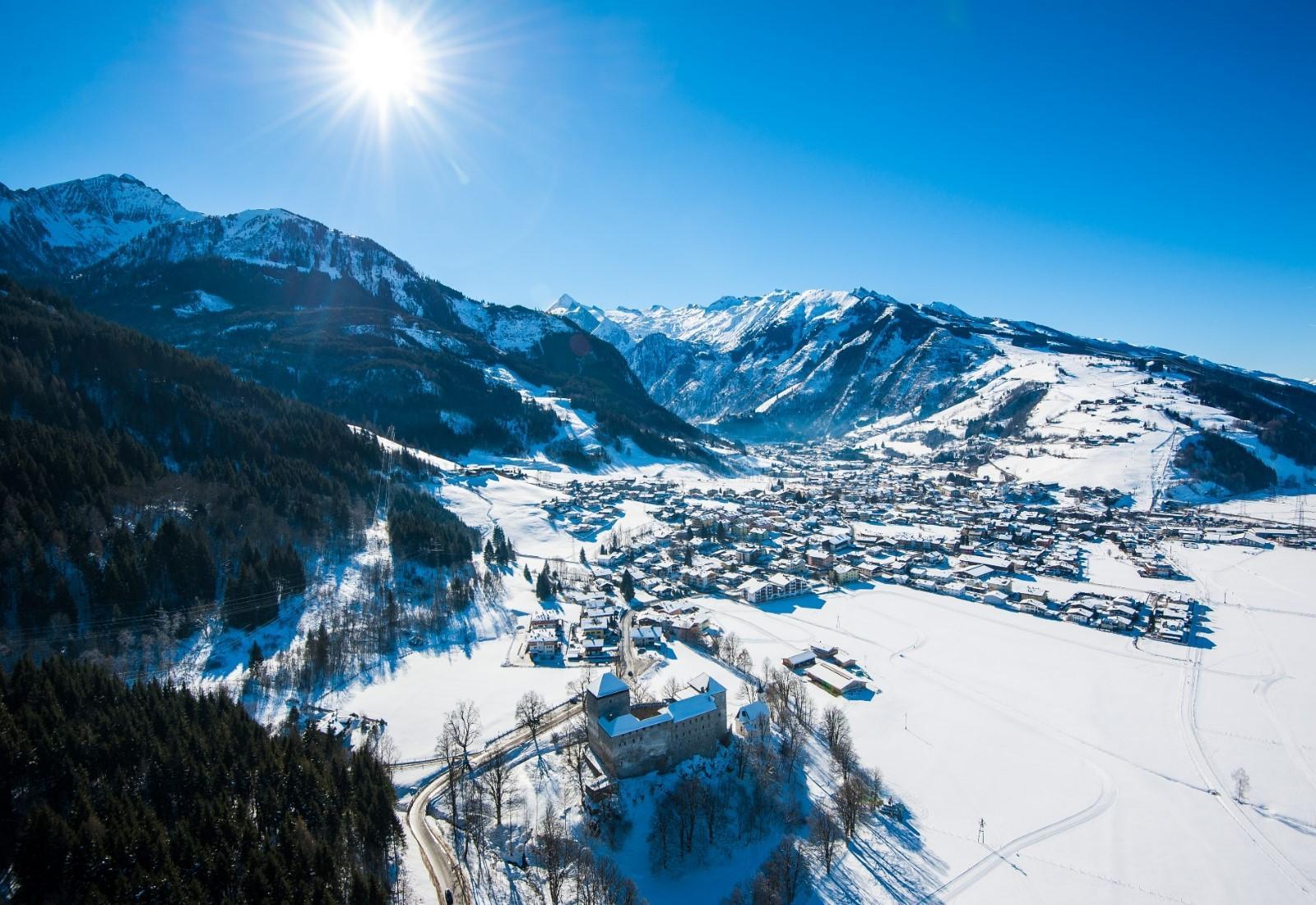 Небольшой отель в Австрии на продажу, Капрун