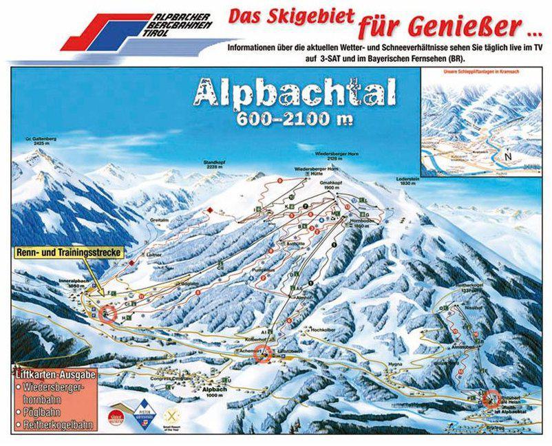 Immobilien - Hotel in Г–sterreich, Alpbach