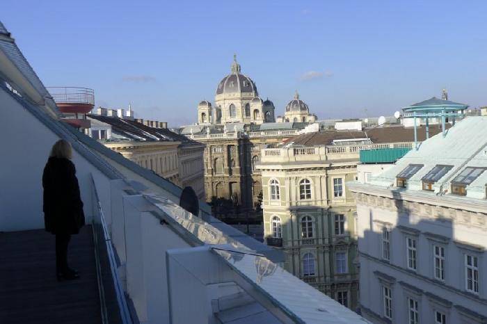 Immobilien - Exklusives Penthouse im Herzen von Wien, 1st District (Innere Stadt)