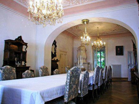 Baroque Castle near Salzburg for Sale