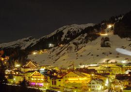 Hotel at the ski resort in Austria, St. Anton am Arlberg - for sell