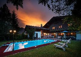 Residential Real Estate in Austria - Country house in Austrian Alps for sale