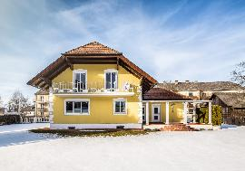 Real estate in Austria - Salzburgland - Elegant family house in the center of Tamsweg For Sale - Tamsweg -