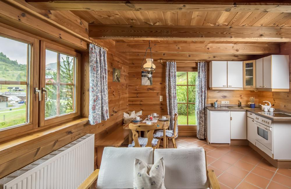 Spacious Multi-Family Chalet on the ski slope in Obertauern